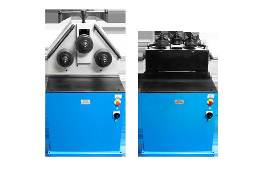 Электрический роликовый трубогиб ETB60-50HV